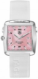 Replica TAG Heuer Professional Sports Pink Dial Watch WAE1114.FT6008