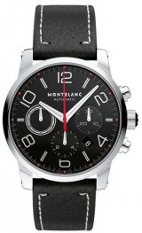 Replica MontBlanc Timewalker Chronograph Automatic Black Dial 107572