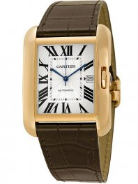 Replica Cartier Tank Anglaise XL Rose Gold Watch W5310004