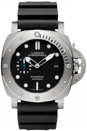 Panerai Luminor Submersible 1950 3 Days Automatic Titanio 47mm PAM01305 Replica