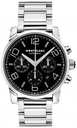 Replica MontBlanc Timewalker Stainless Steel Chronograph 9668