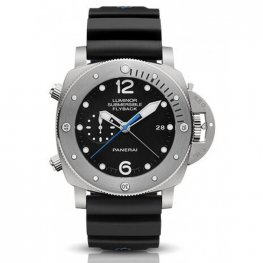 Panerai Luminor Submersible 1950 Black Dial Automatic Replica Watch
