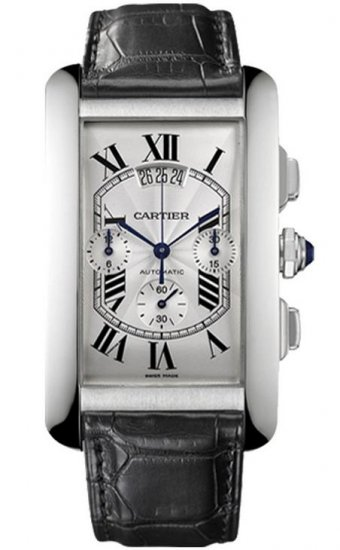 Replica Cartier Tank Americaine XL Watch W2609456 - Click Image to Close
