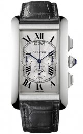 Replica Cartier Tank Americaine XL Watch W2609456