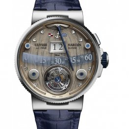 Ulysse Nardin Grand Deck Marine Tourbillon Replica Watch