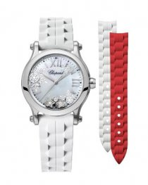 Chopard Happy Sport 30 MM Christmas Limited Edition 278590-3005 Replica