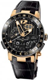 Replica Ulysse Nardin El Toro Rose Gold Black Dial 326-03