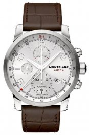 Replica MontBlanc Timewalker UTC Automatic Chronograph 107065
