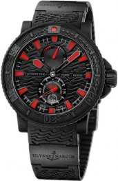 Replica Ulysse Nardin Marine Black Sea 263-92-3C
