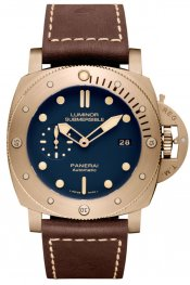 Panerai Luminor Submersible 1950 3 Days Automatic Bronzo 47mm PAM00671 Replica