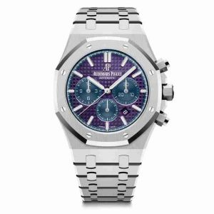 One Night For One Drop Charity 2019 Special Edition Audemars Piguet Royal Oak Chronograph Replica Watches Review