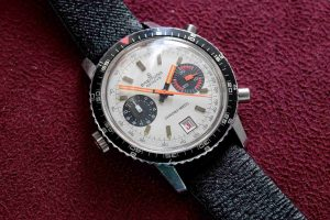 50th Anniversary Of The Swiss Replica Breitling Chronomatic Ref. 2110 Watches Recommeded For 2019 March