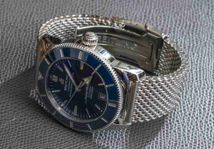In Depth: The Breitling Superocean Heritage II B20 Automatic 42 Replica Watch Review For 2019 Saint Patrick's Day