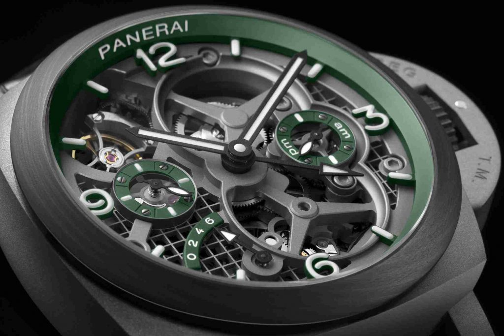 Panerai Luminor Tourbillon GMT Titanium Carbotech 47mm Replica Buying Guide