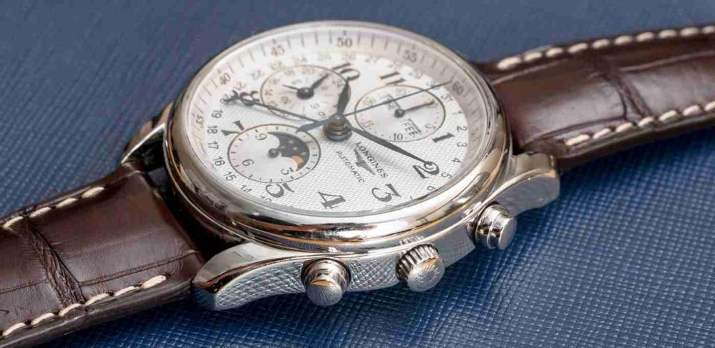 Replica Longines Master Collection Moon Phase Automatic Chronograph Watches Buying Guide