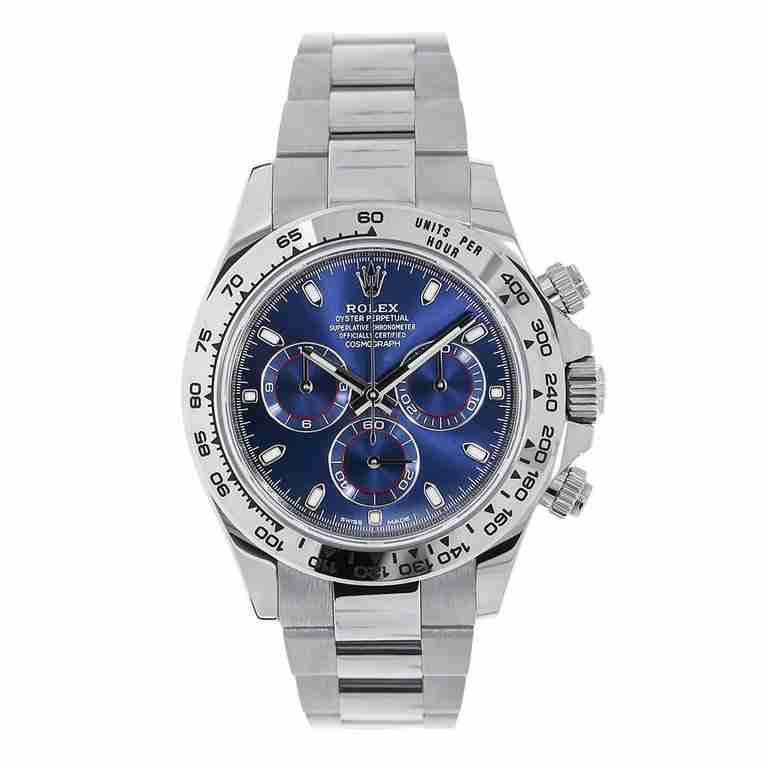 In Depth The Swiss Replica Rolex Cosmograph Daytona White Gold 116509 Review