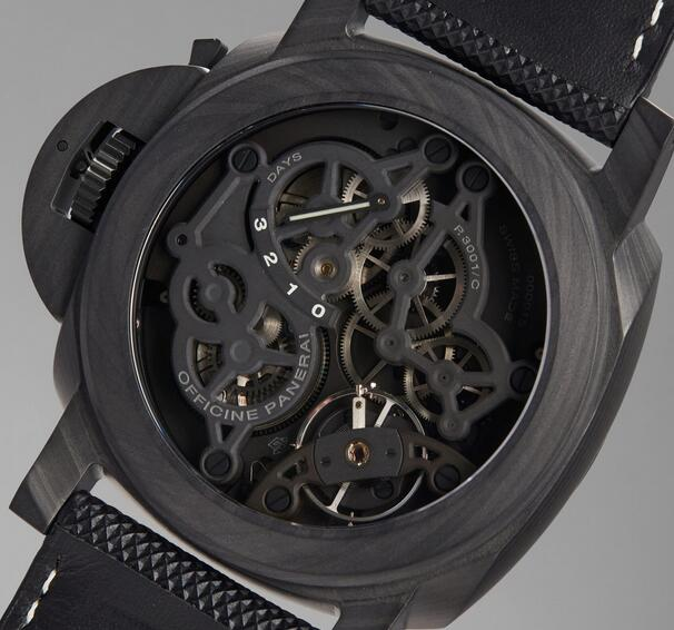 Discussion The Replica Panerai Luminor LAB-ID Carbotech 49mm PAM1700 Watches 2