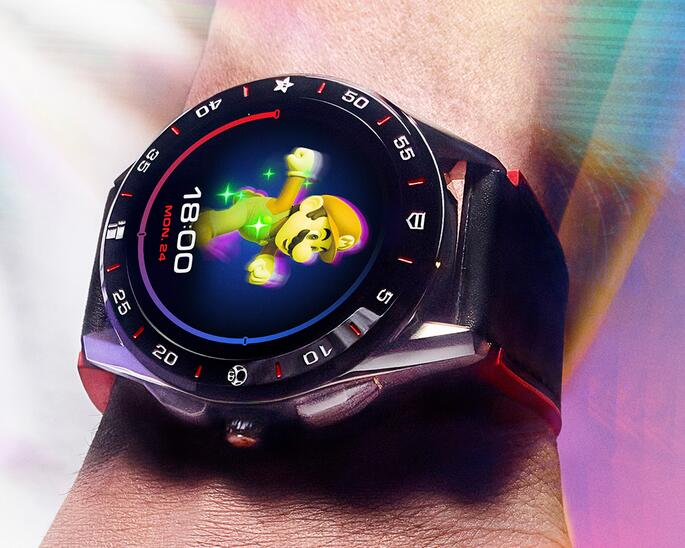 Introducing The Replica TAG Heuer Connected X Super Mario Limited Edition Smartwatch 1