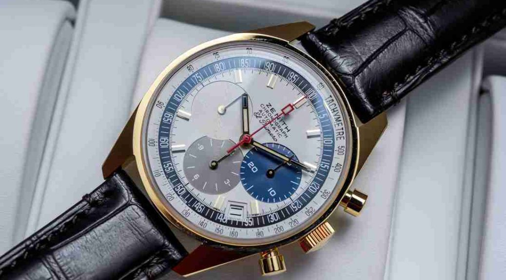 Zenith El Primero A386 Revival Replica Buying Guide For Mother's Day 2019