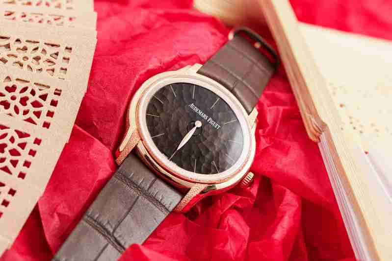 The Replica Audemars Piguet Millenary Frosted Gold Philosophique Watches Guide