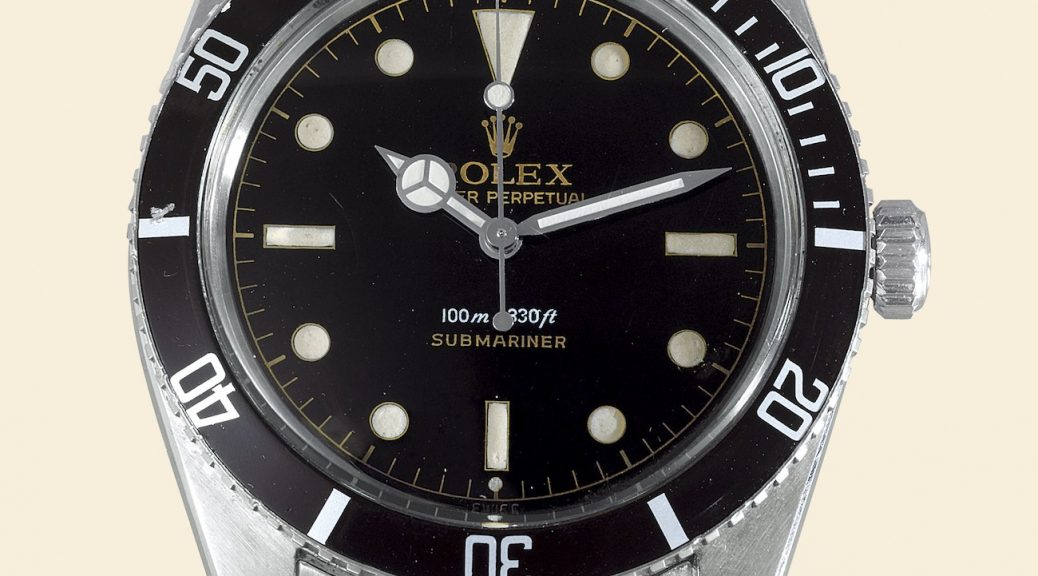 Let's Discuss The 1962 Vintage Rolex Submariner 5508 Replica Watches