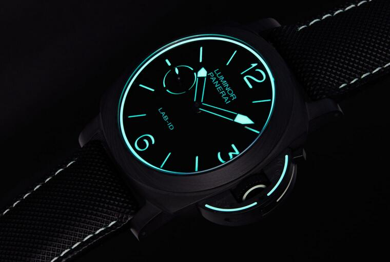 Discussion The Replica Panerai Luminor LAB-ID Carbotech 49mm PAM1700 Watches 3