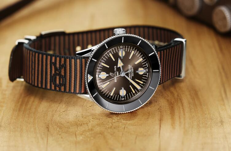 Replica Breitling Superocean Heritage '57 Outerknown Stainless Steel 42mm Watches Review 3