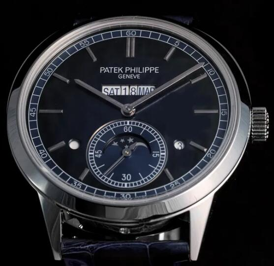 Replica Patek Philippe Perpetual Calendar 41.3mm Platinum Ref. 5236P Watch Buying Guide 3