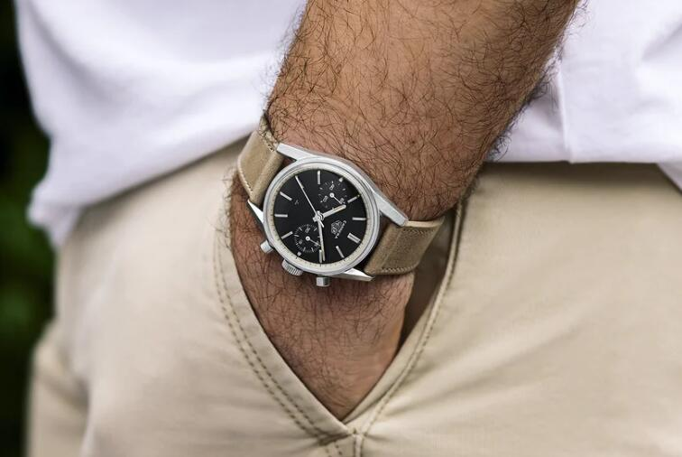 A 1971 Rolex Day-Date, an Omega Seamaster And a Heuer Carrera 45 Replica Watches Review 3